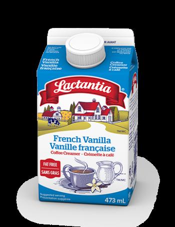 Lactantia® French Vanilla Coffee Creamer